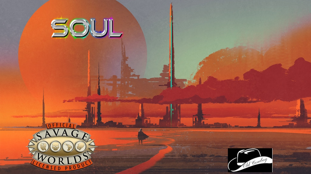 Soul: A Savage Worlds setting. is the top crowdfunding project launched today. Soul: A Savage Worlds setting. raised over $1001 from 14 backers. Other top projects include JOYBLANCE -