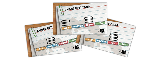 Charlies Cards - Not Final Art
