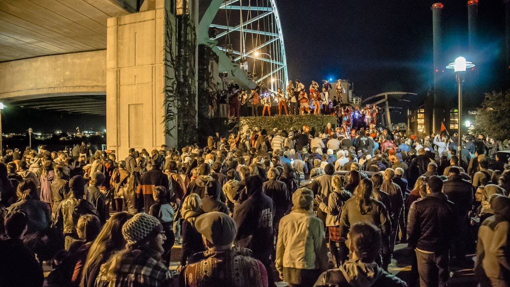 Providence HONK Festival (PRONK!) 2018 project video thumbnail
