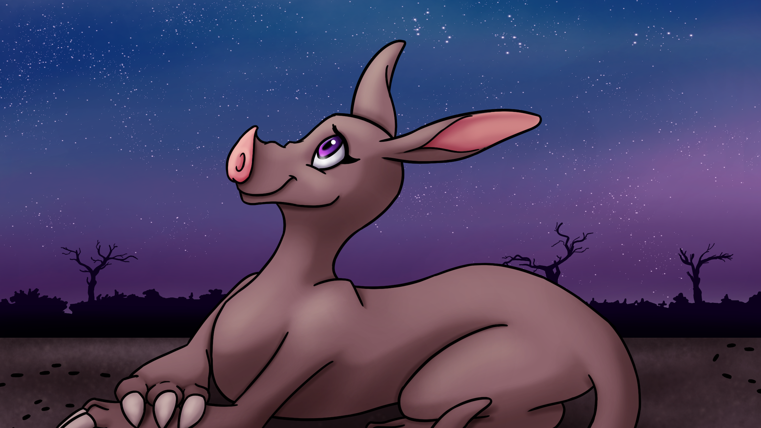 The Kickstarter for Annie Aardvarks: Adding Ants is concluded, but you can follow the Annie Aardvark series by clicking the button below. Thank you for all of your support!