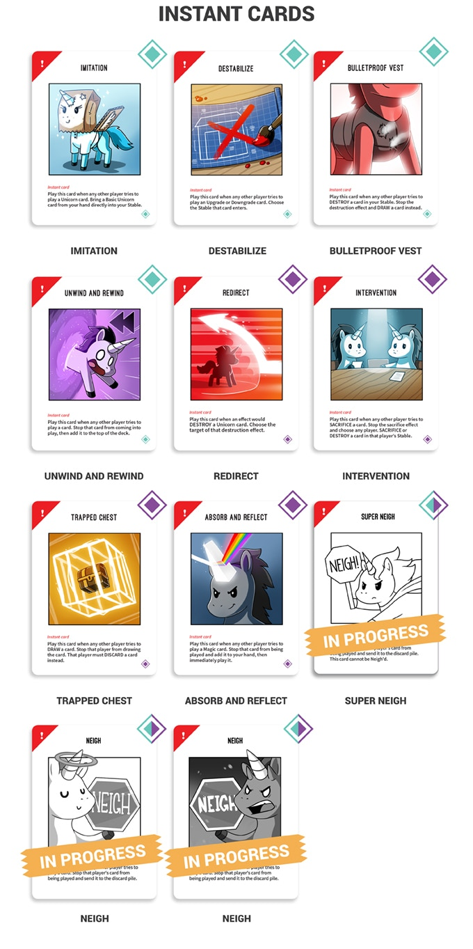 Unstable Unicorns by Ramy Badie — Kickstarter