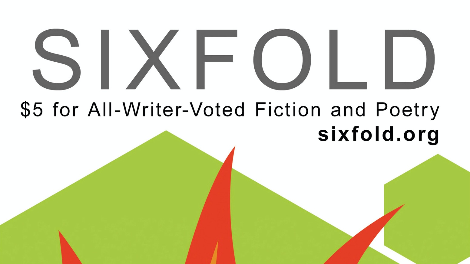Sixfold | All-Writer-Voted Fiction and Poetry 2018 by