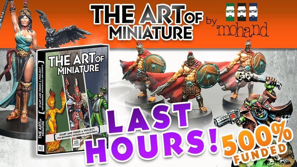 The Art of the Miniature, Miniature Art Tutorial Book! project video thumbnail