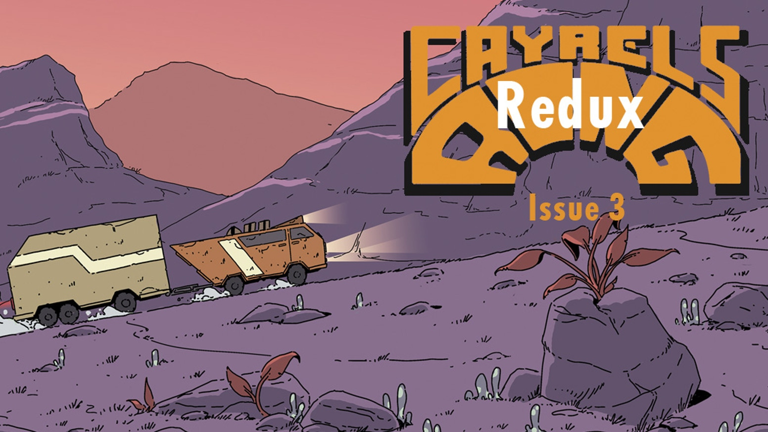 Cayrels Ring 3 Redux - The final 48pg issue is the top crowdfunding project launched today. Cayrels Ring 3 Redux - The final 48pg issue raised over $8210 from 205 backers. Other top projects include Ukiyo-e Cats: A Hard Enamel Pin Set, Editorial JARL, Narrator...