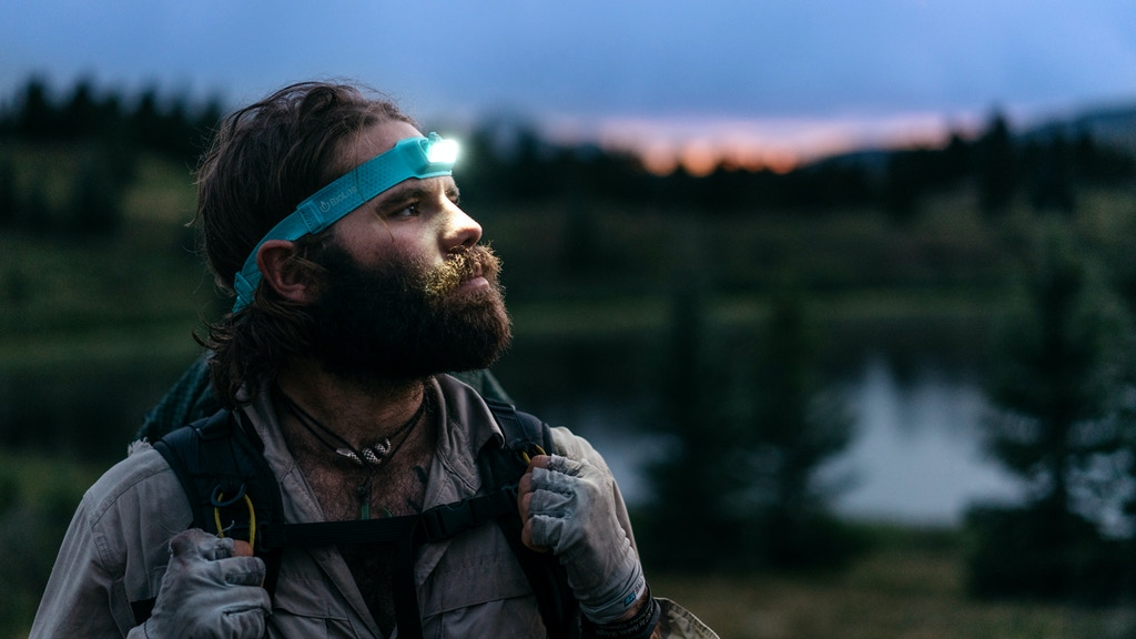 BioLite HeadLamp: Wildly Capable, Simply Comfortable project video thumbnail
