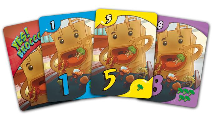 Bid Cards