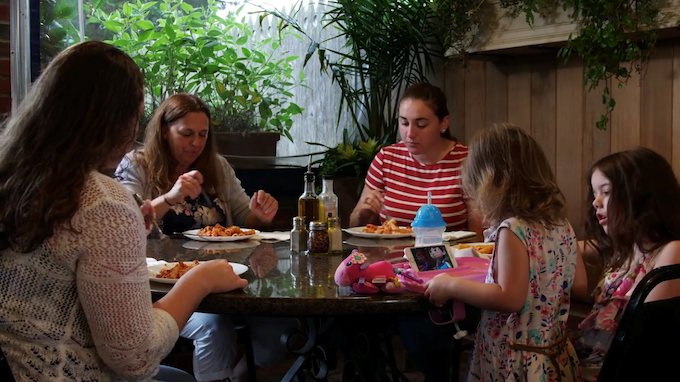 Hassle free, family dining!