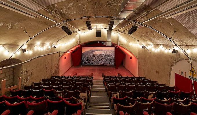 The Vaults Theatre, Waterloo, London