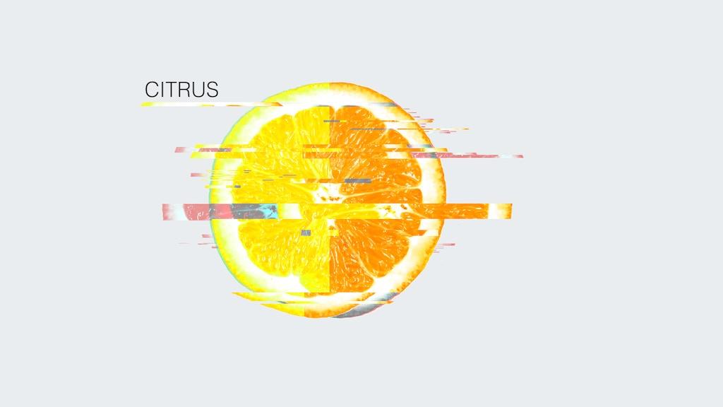 Citrus project video thumbnail