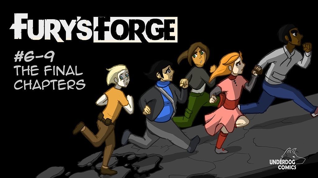 Fury's Forge #6-9 project video thumbnail