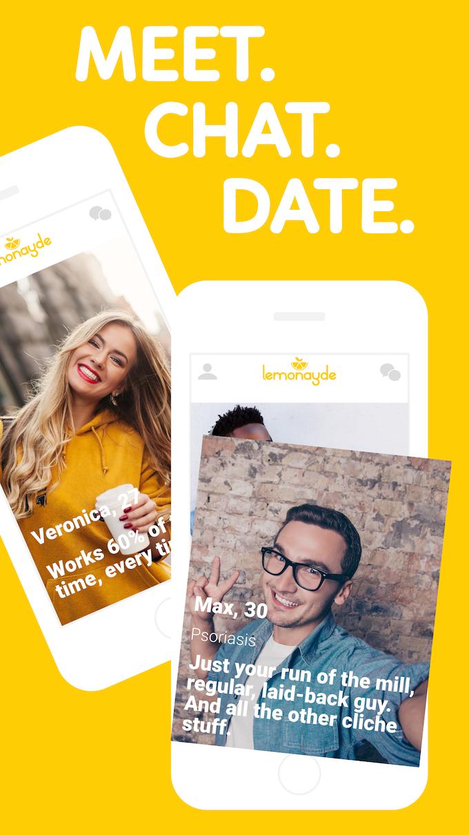 Meet. Chat. Date.
