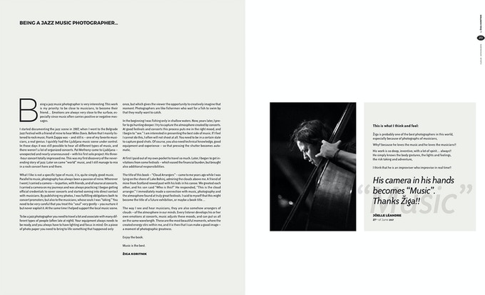 page 372 and 373, my text and Joëlle Léandre's text
