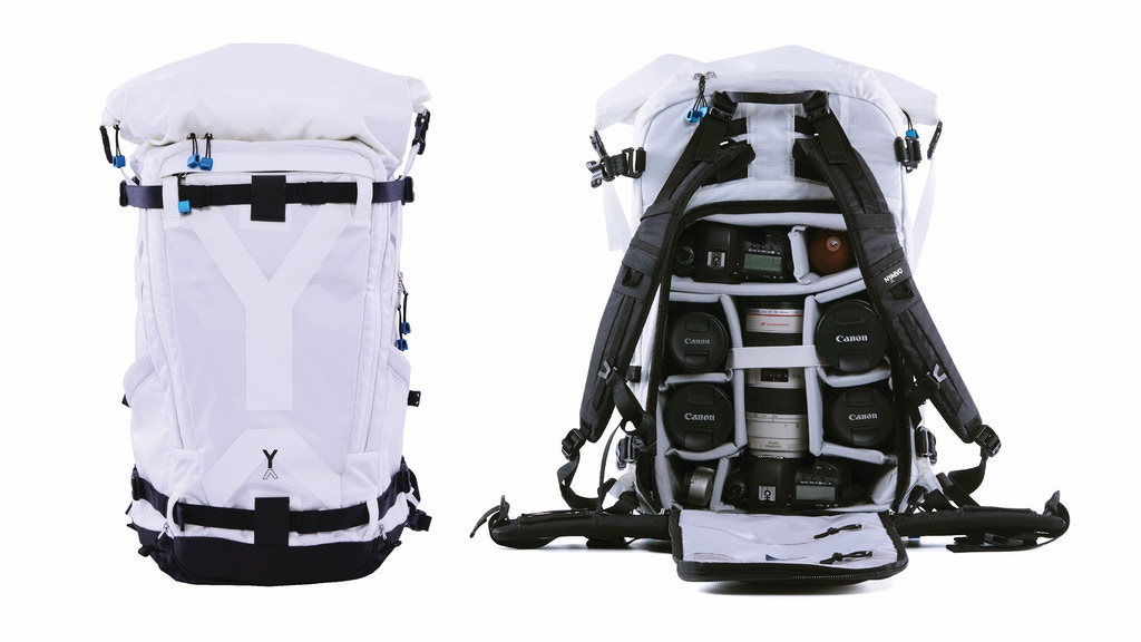 FJORD 60-C & 36 Adventure Camera Backpacks by Jensen ...