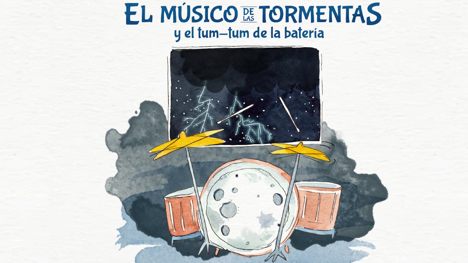 A short story about hope after a storm. / Un cuento para niños y adultos que necesitan escuchar la música en medio de las tormentas.