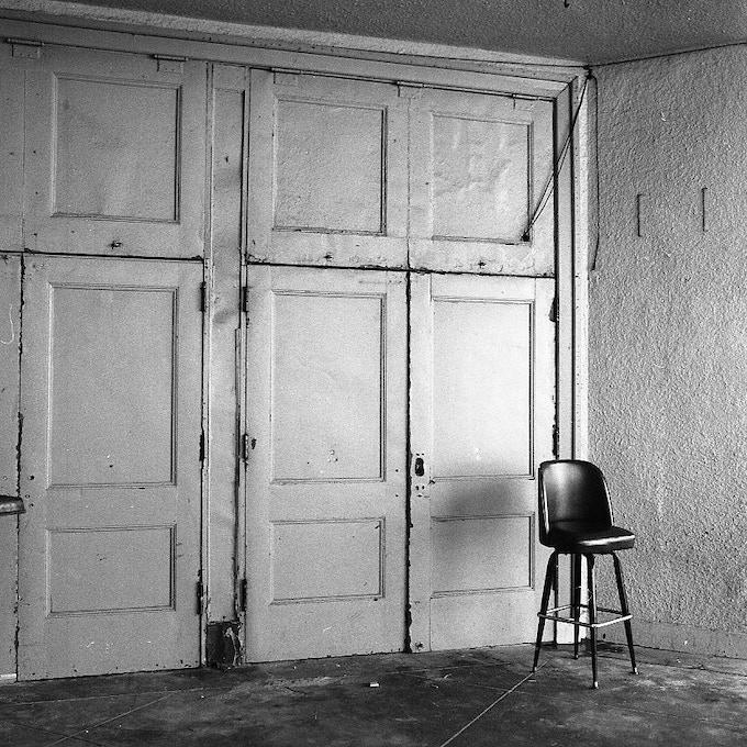 "Image 2 of 5 ""Random Chair:  Asbury Park"" 8x8 gelatin silver print"