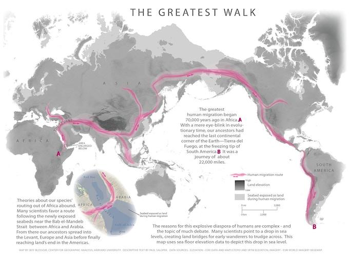Walking India Year 6 Of A Global Journalism Journey By Paul Salopek