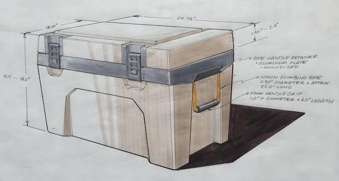 Consultancy Conceptual Drawing