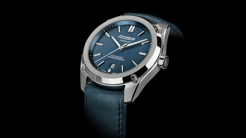 Essence | COSC-certified Swiss Made Automatic Watch project video thumbnail