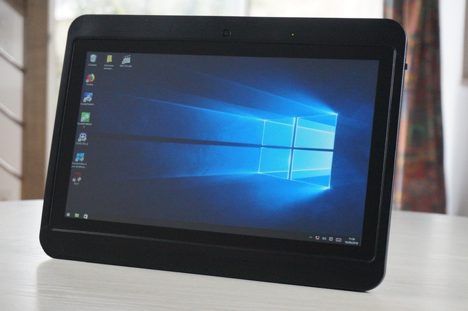 Diskio Pi equipped with the UP board & Windows 10