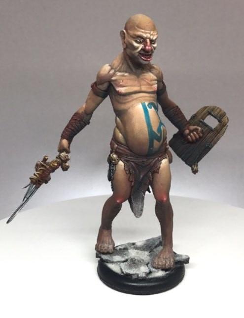 Géant Mercenaire