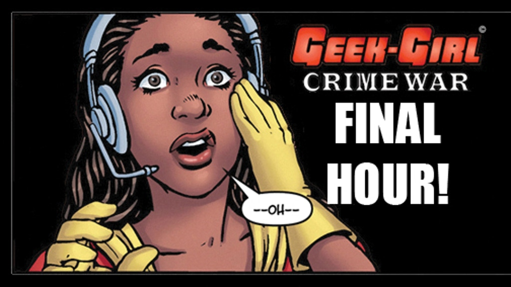 Geek-Girl: Crime War project video thumbnail