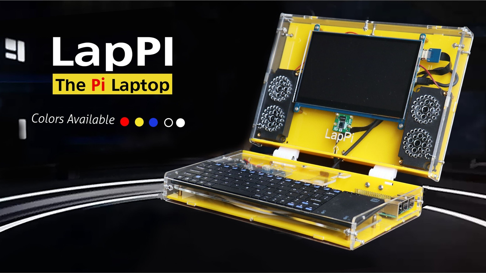 A laptop kit for everyone, all over the world. Learn code, program apps, and create the future.