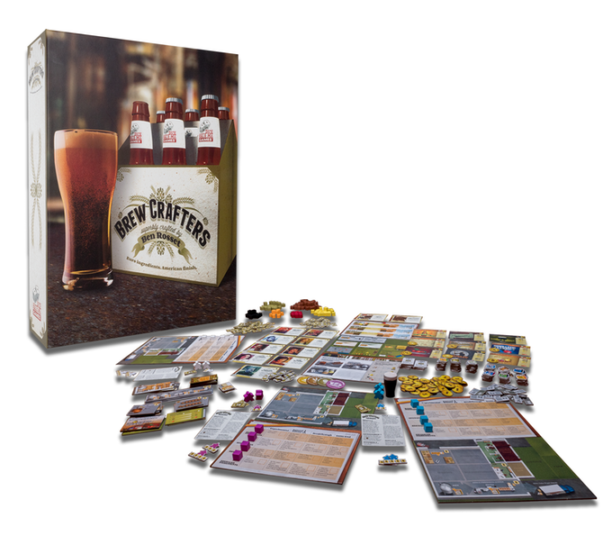 Brew Crafters components