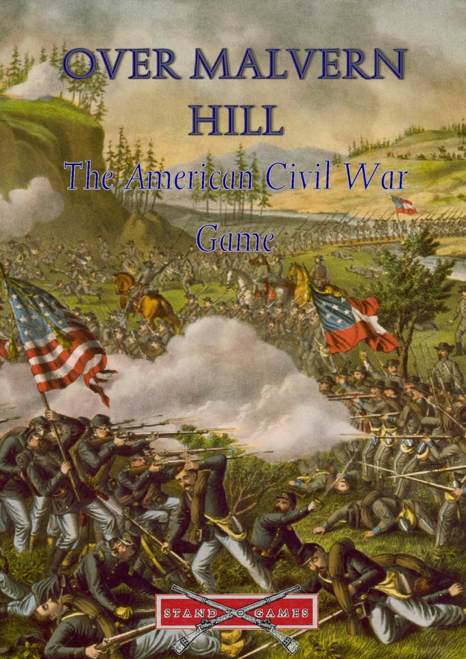 Over Malvern Hill Front Cover