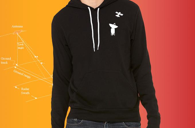 Reward #9 - Some of us like pullover hoodies. Fermentallite and Briteallite Hoodie (Color - Black)