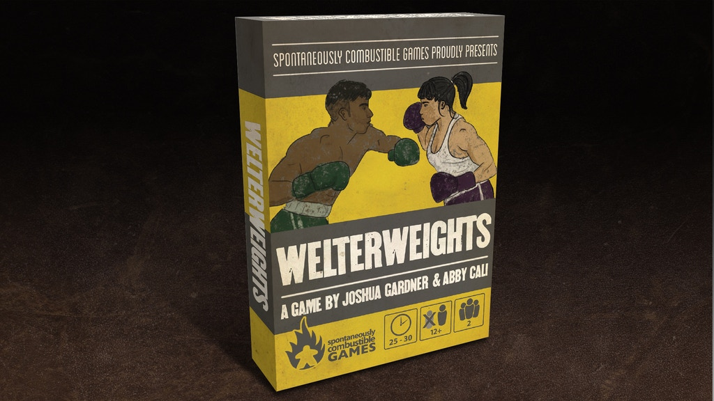 Welterweights: A Card-Programming Boxing Game for 2 Players project video thumbnail