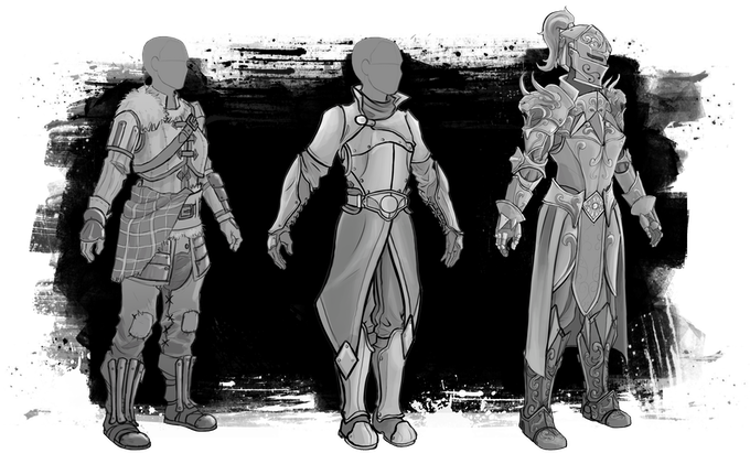 Armour concept art