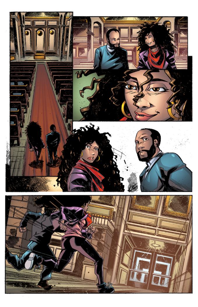 Quantum Issue #1, page 5