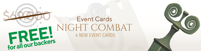 Event Cards: Night Combat Event Cards: Night Combat