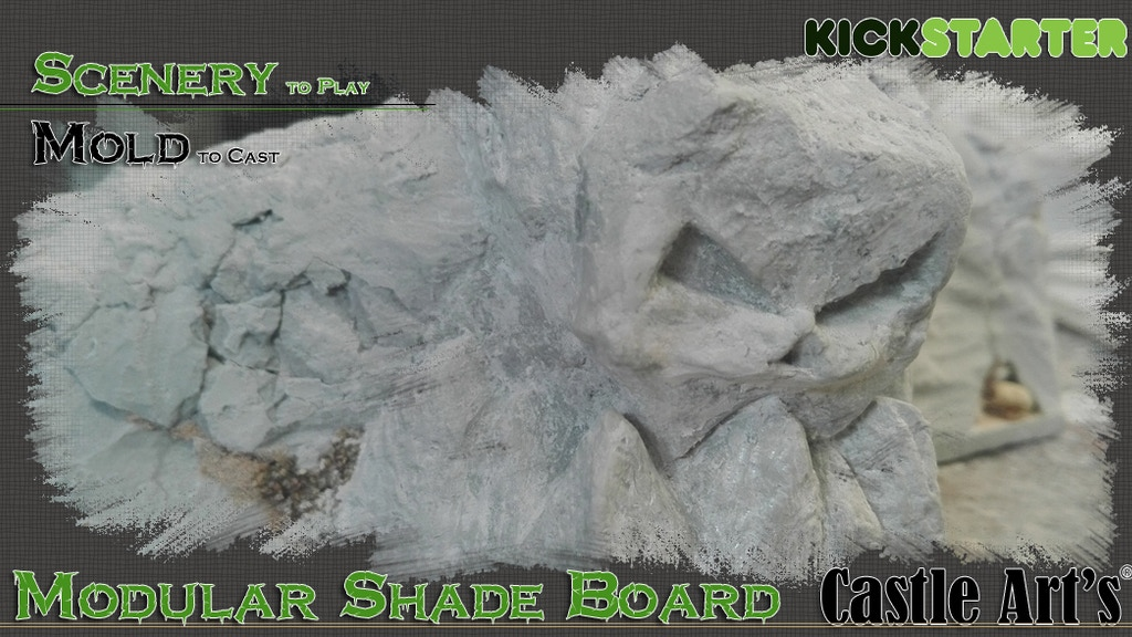 Project image for Modular Shade Board