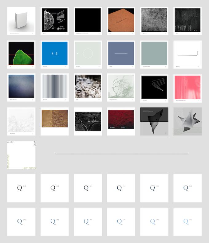 901 Editions (digital) back catalogue