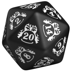 D20: Crystal Ball and Fortune Teller