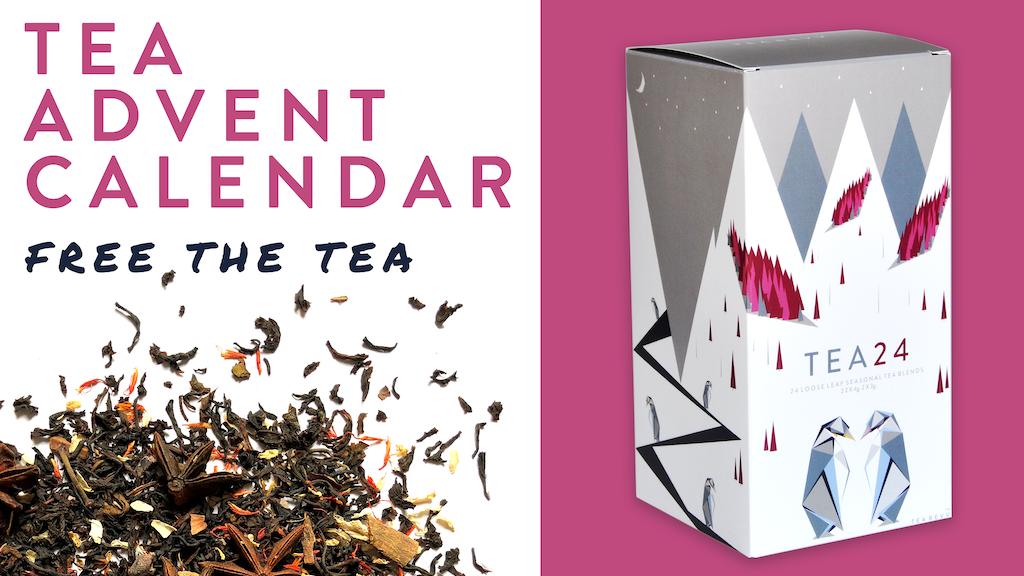 Tea Advent Calendar: A New Day A New Tea project video thumbnail