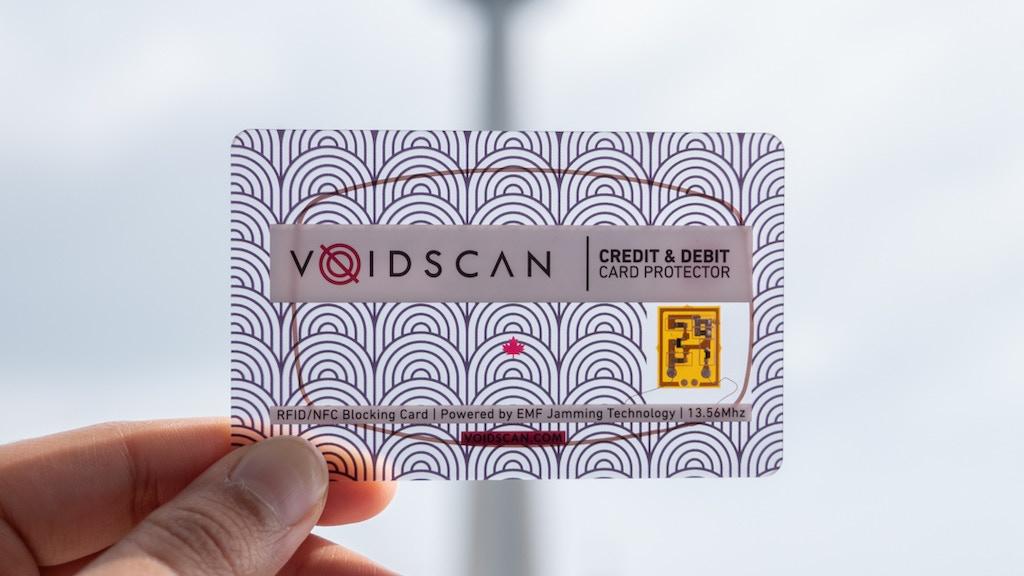 VoidScan | The Skeleton RFID Jamming Card
