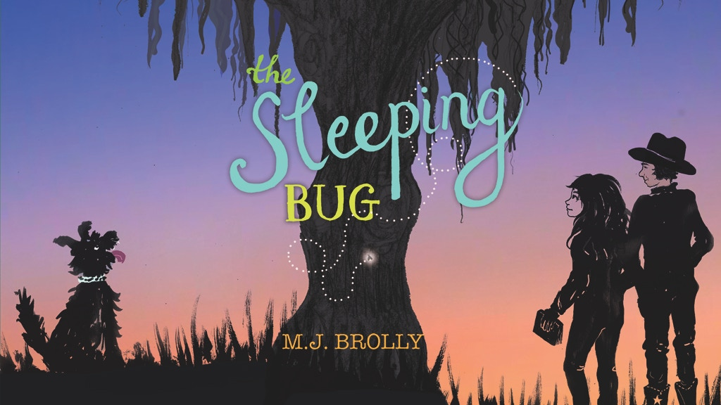The Sleeping Bug - An original children's novel