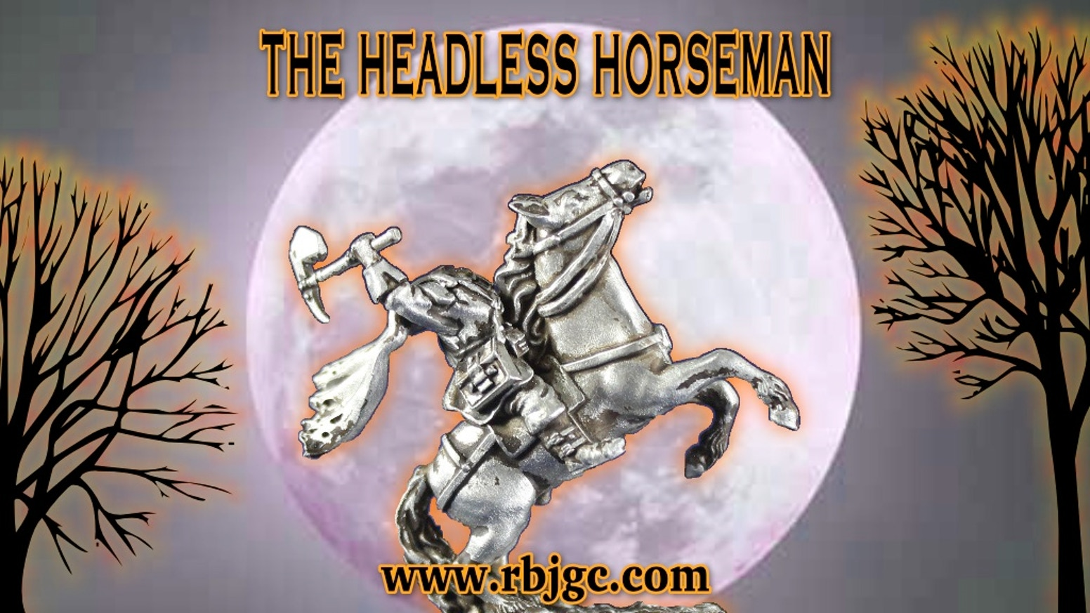 THE HEADLESS HORSEMAN by RBJ Game Company » Updates
