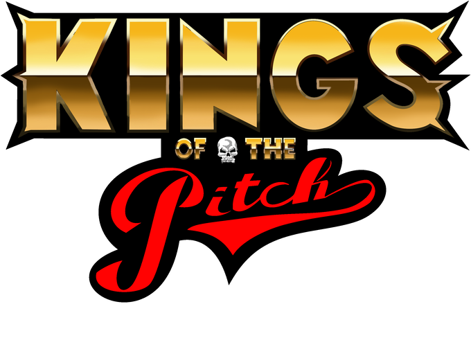 Kings of the Pitch logo