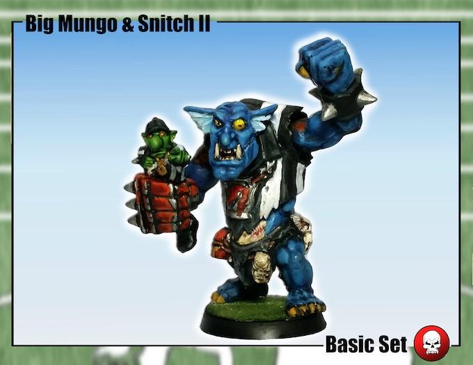 Big Mungo & Snitch II