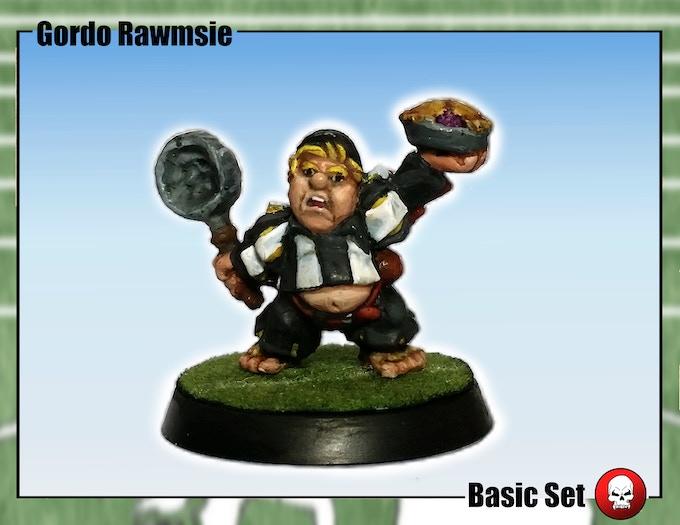 Gordo Rawmsie