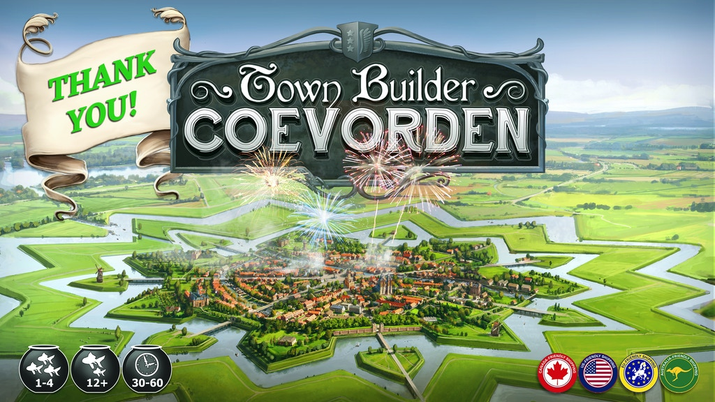 Town Builder: Coevorden project video thumbnail