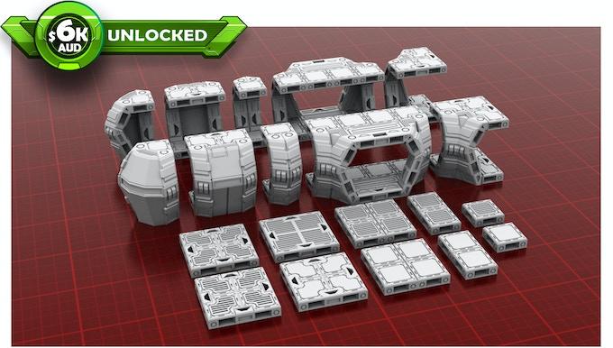 Large Room Construction Kit