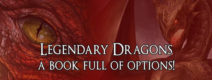 Legendary Dragons: A 5th Edition Supplement by Jetpack7 — Kickstarter