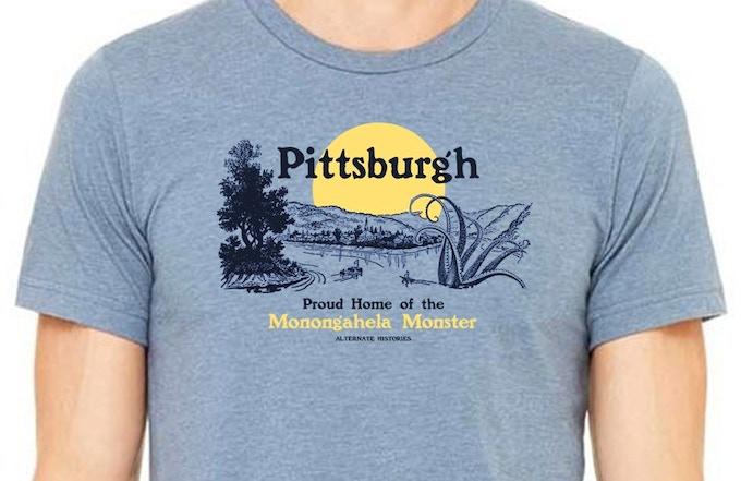 T-shirt design! Final shirt color may vary slightly.