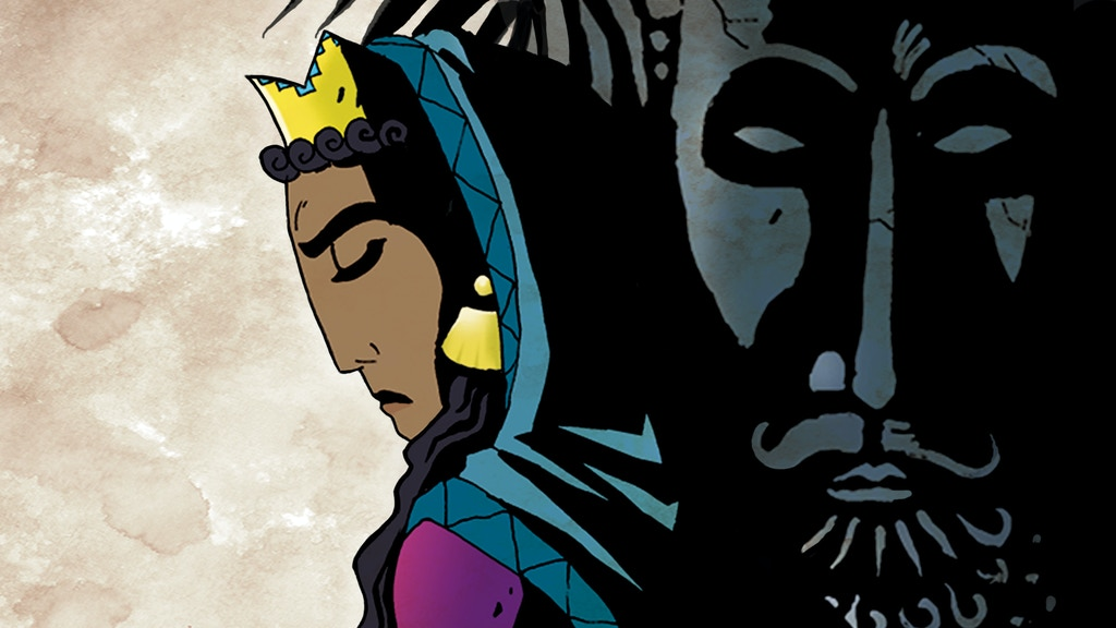 The Book of Esther: Word for WORD Bible Comic (Book 5) project video thumbnail