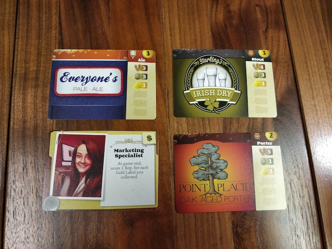"""Marketing Basics"" Brew Crafters Promo Pack"