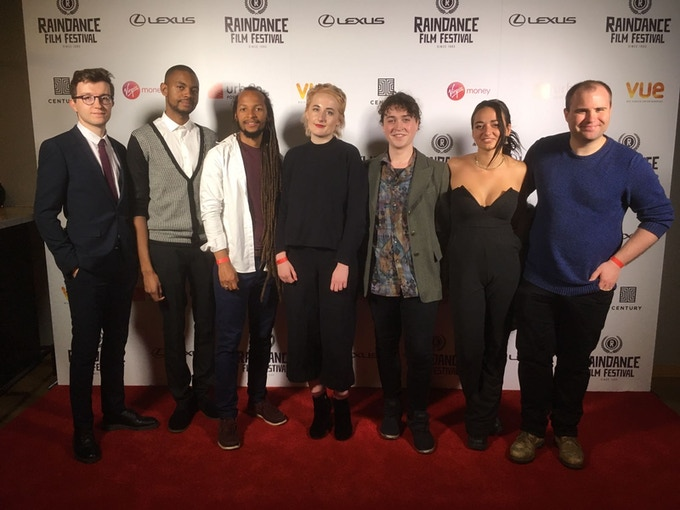 2017 artists attending the Raindance Film Festival